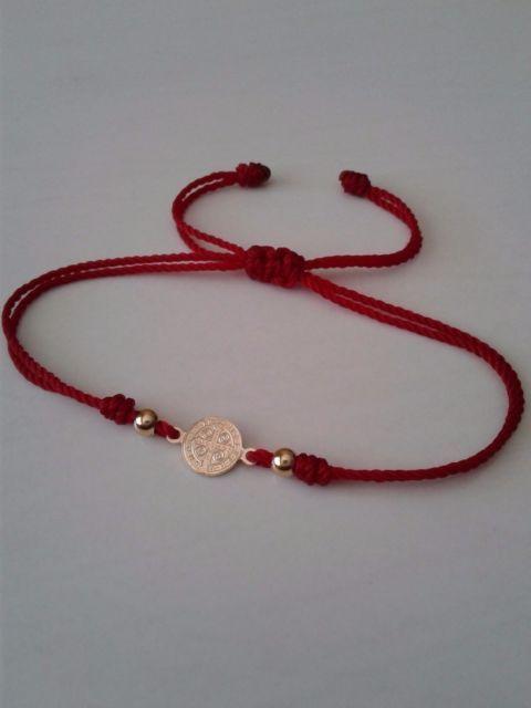 St Benedict Bracelet Pulsera De San Benito Hecha A Mano Fashion Bracelets Mala Jewelry Bracelet Crafts