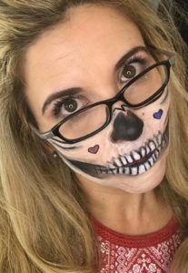 Halloween Makeup for glasses wearers! If you wear glasses you