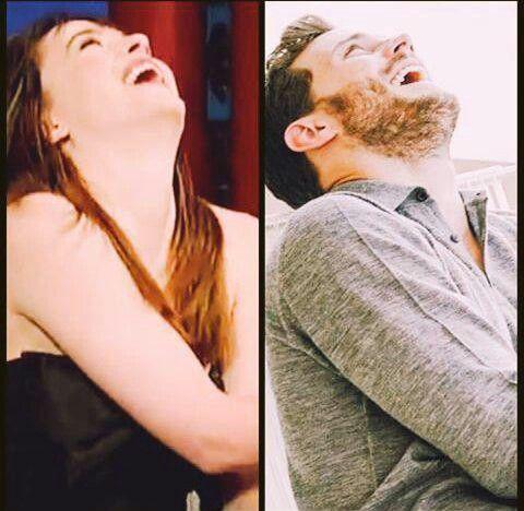 Dakota y Jamie... coincidencia?