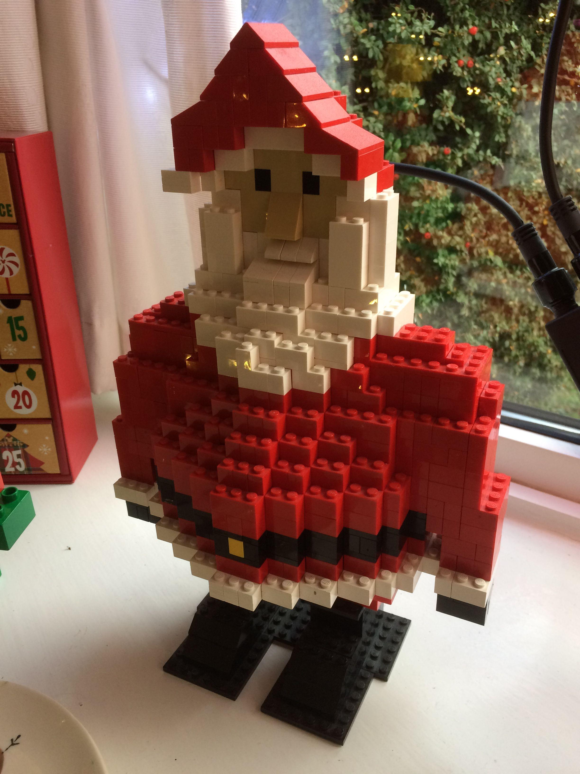 My Lego Santa!!
