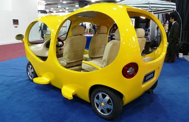 The 25 Most Ridiculous Car Names Of All Time Weird Cars Car Car Humor