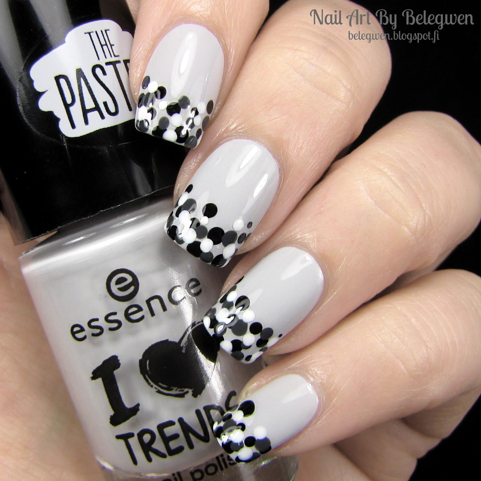 Nail Art by Belegwen: Essence Sunny London