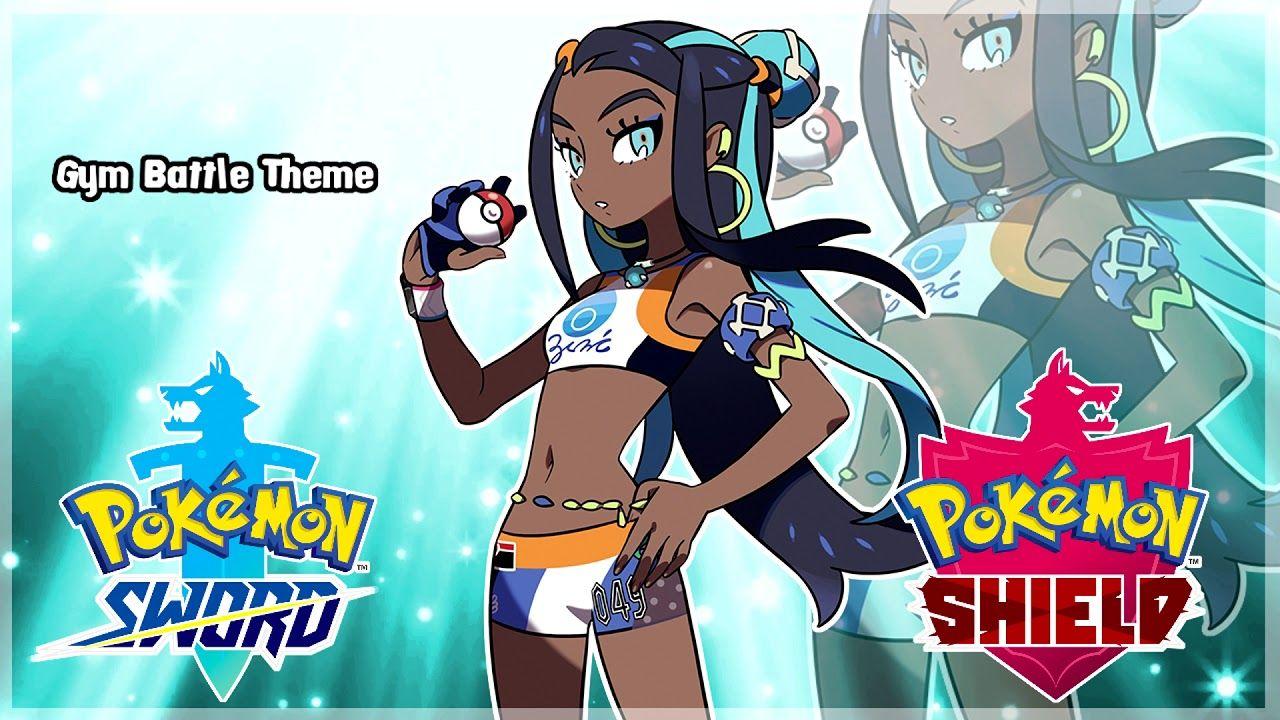 Pokémon Sword & Shield Gym Leader Battle Theme Gym