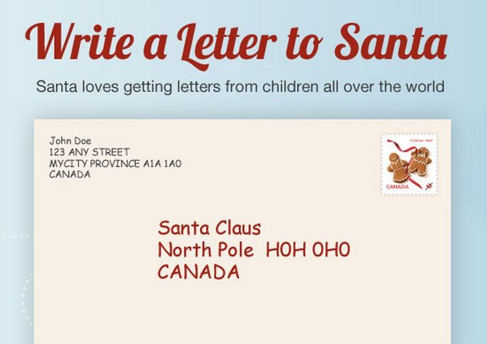 Santa Claus Address Pole New Calendar Template Site News To Gow