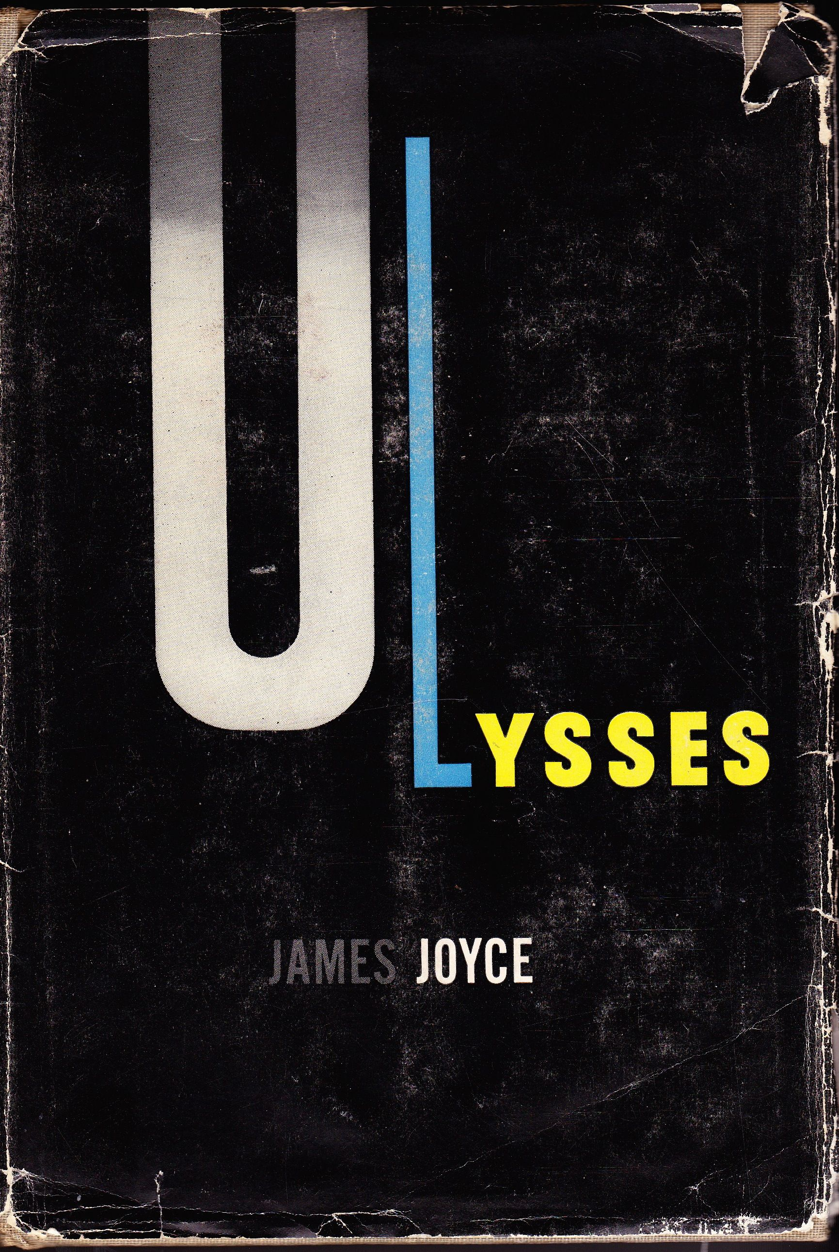 ulysses joyce and the book typography of ernst reichl ulysses by james joyce cover design by edward mcknight kauffer
