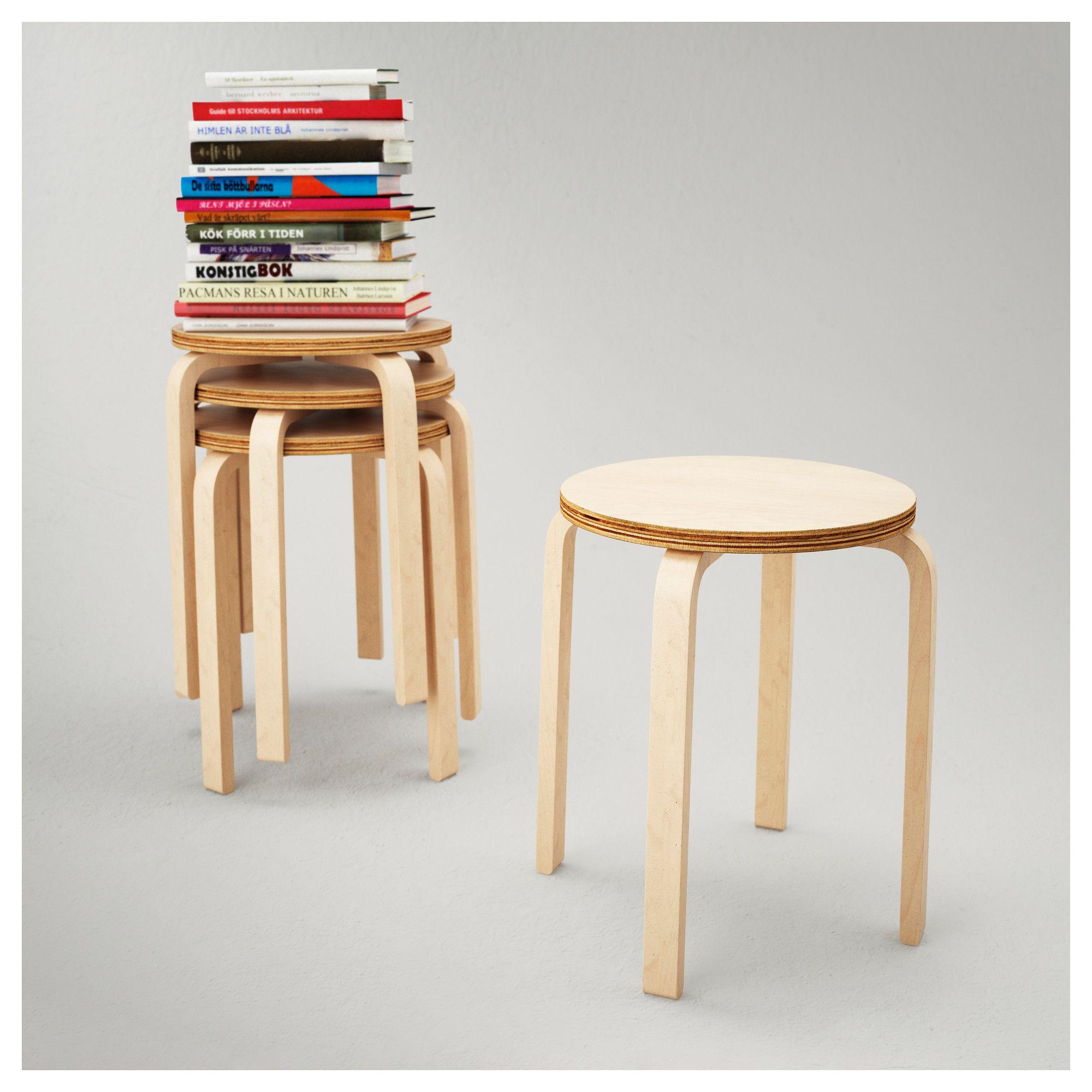 Frosta ό Ikea Ikea Wooden Stool Stool Furniture