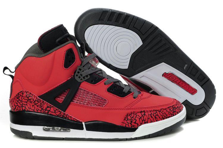 2f182421 Nike Air Jordan 3.5 Spizike Red Black for Men | Fashion Nike ...