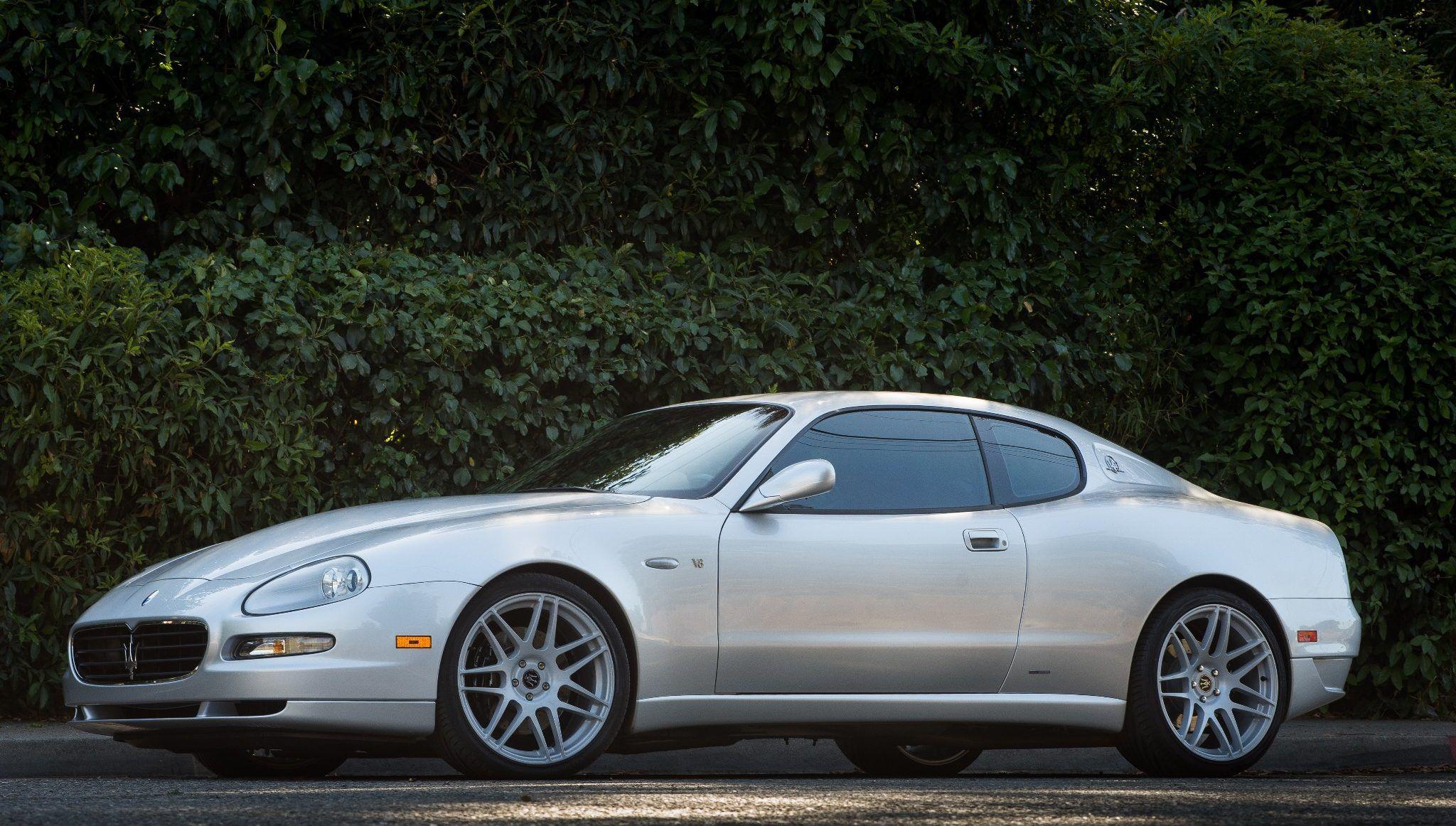 2006 Maserati Coupe GT 6-Speed   Maserati coupe, Maserati, Coupe