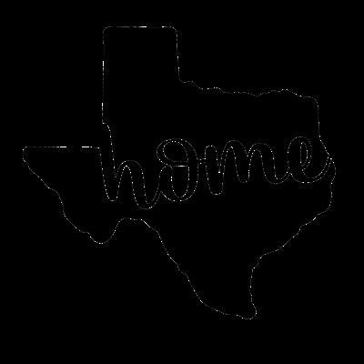 Texas Home Svg Cricut Vinyl Silhouette Vinyl Texas Image