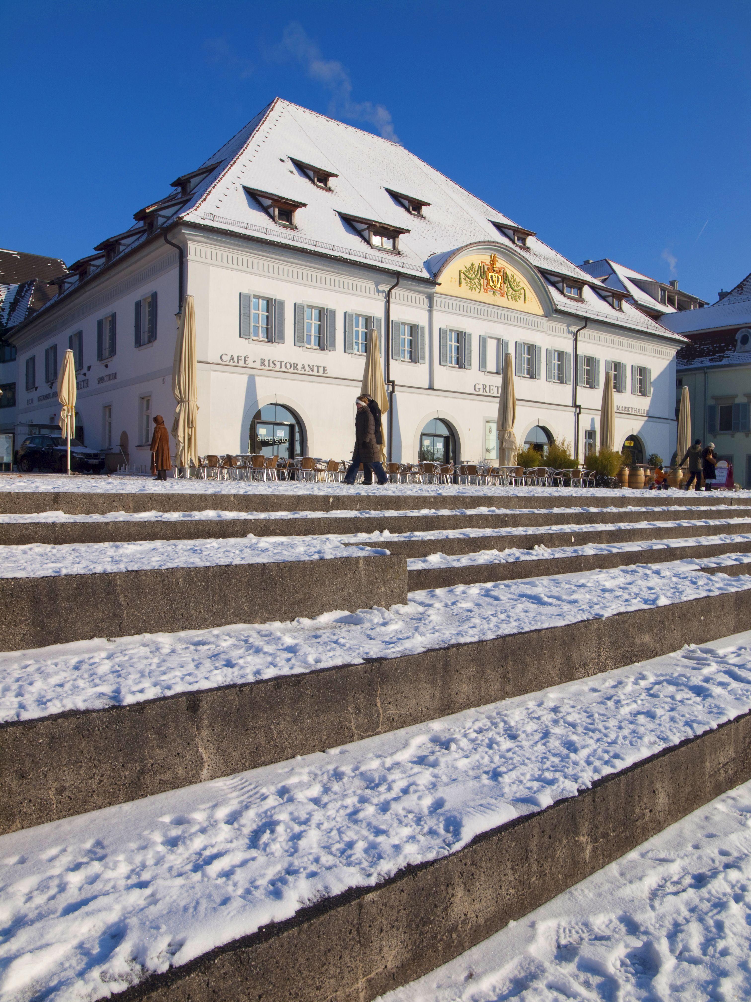 Die Greth In Uberlingen Am Bodensee Im Winter Bodensee Bodensee Urlaub Schwabisches Meer