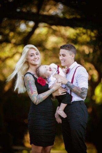 Célibataire lesbienne mamans