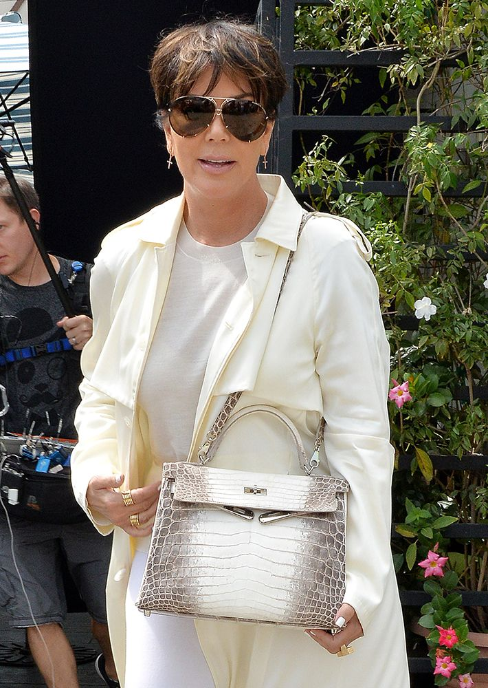 We Did the Math  Here s What Kris Jenner s Hermès Collection is Worth 2ecfd003808d0