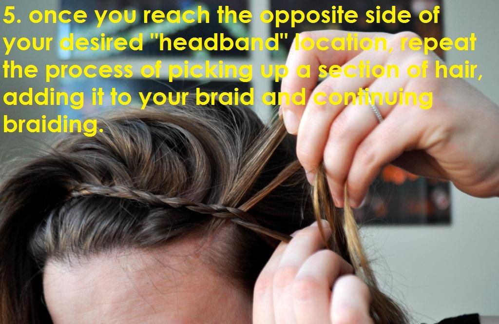 How to keep braids from slipping