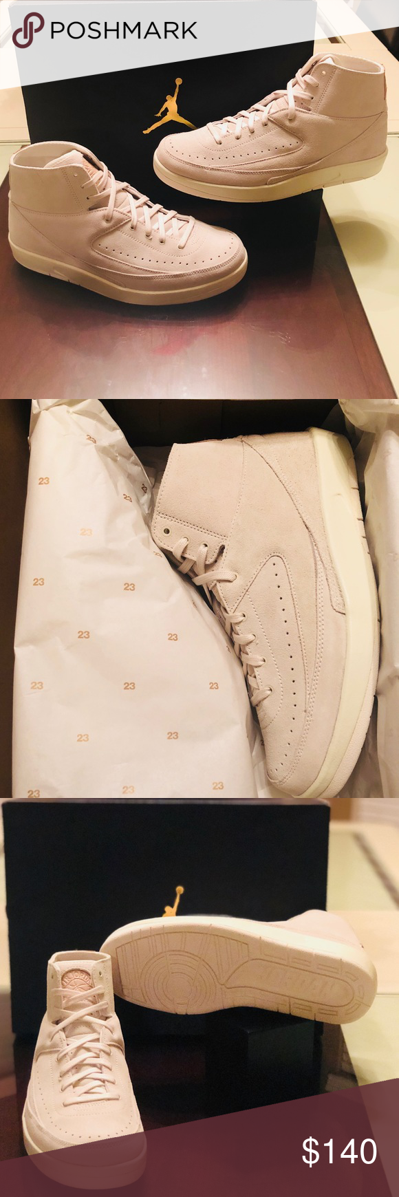 best service 752ca 30c6d 💫Make an offer💫 🆕Air Jordan 2 Retro Decon The iconic Air Jordan 2  silhouette, deconstructed for a minimalist look full of classic Jordan  style.