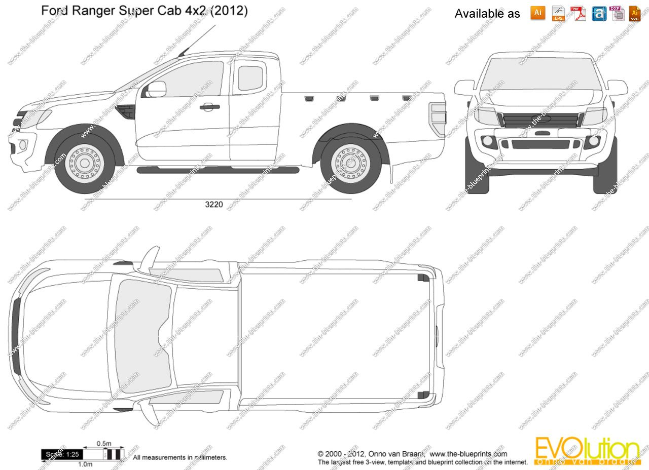 2012 Ford Ranger Specification Car Specifications