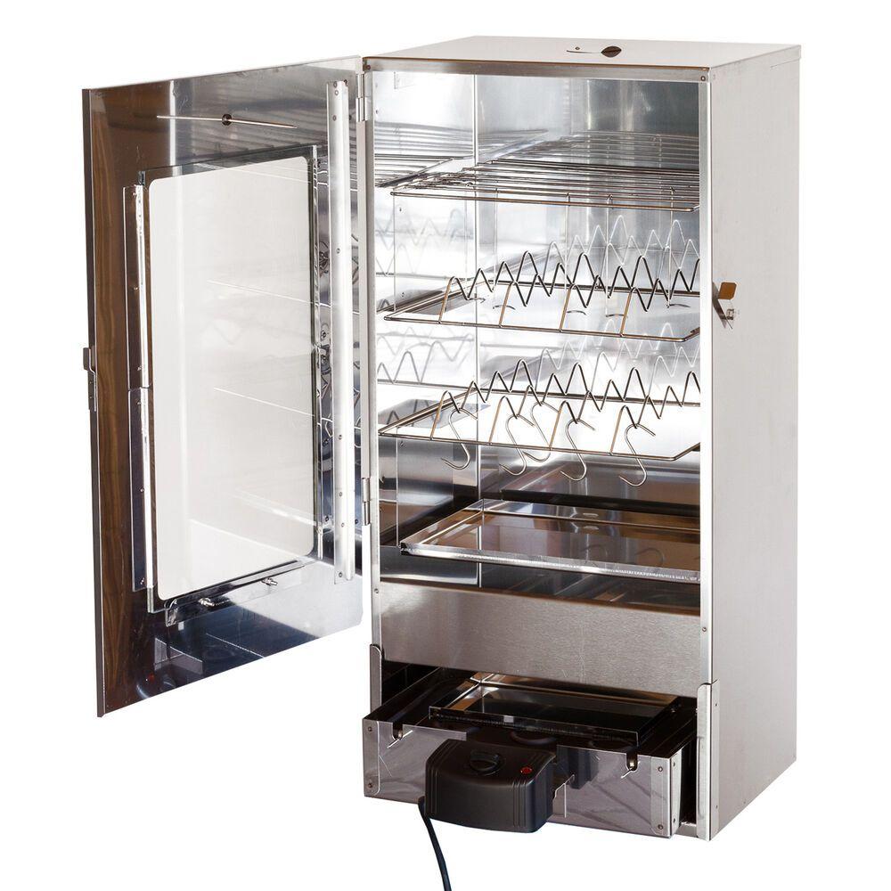 eBay Sponsored XXL 80 cm elektrischer Räucherofen