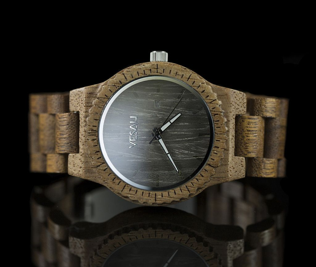 Yesah | Wooden Watch