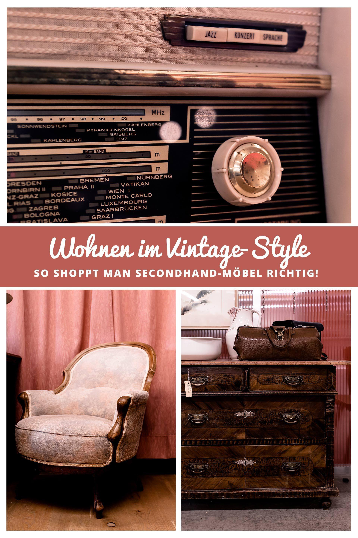 Einrichtungstipps Was Man Beim Vintage Möbel Shopping Beachten