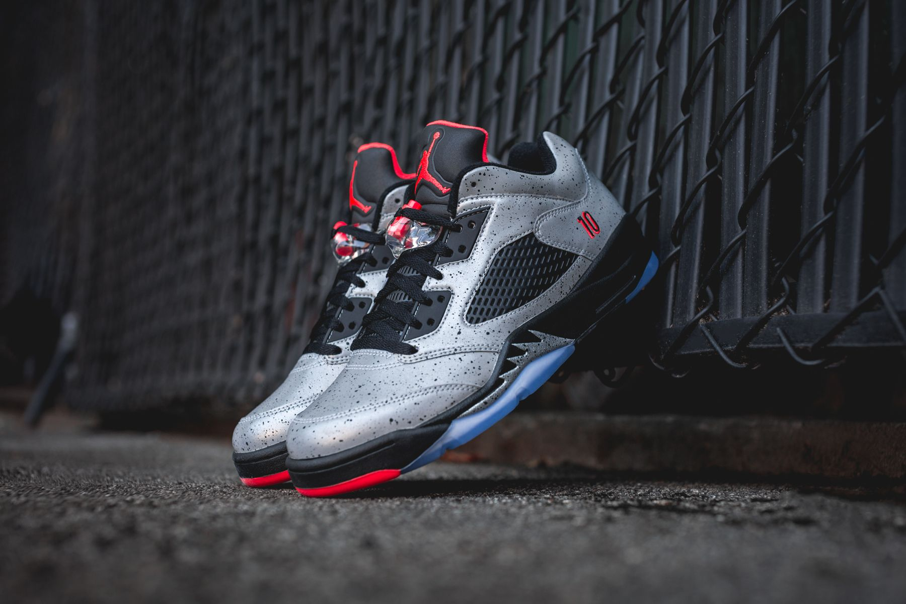 promo code cdd85 3d52e Soccer And Basketball Collide With The Air Jordan 5 Low Neymar. Find this  Pin and more on Air Jordans ...