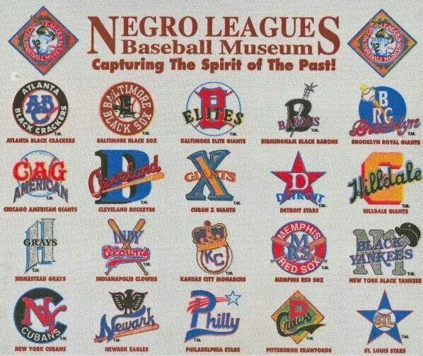 Baseball Teams Names List Negro League Ba...