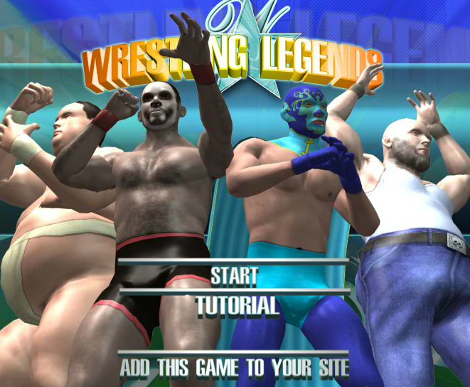 Legendarios luchadores están este juego donde tendrás que tratar de pelear http://www.ispajuegos.com/jugar7776-Wrestling-Legends.html