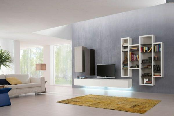 Modernes Wohnzimmer \u2013 95 Einrichtungsideen und Tipps Wohnzimmer