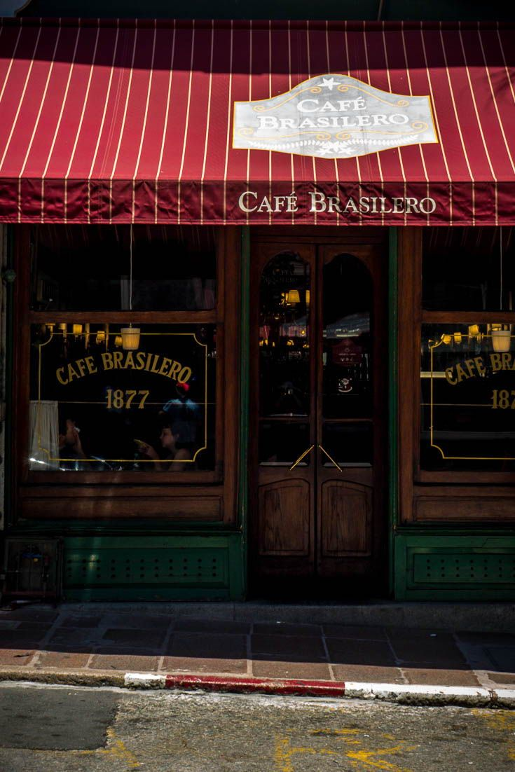 This is the oldest coffee shop and it serves the best coffee in Montevideo Uruguay. The capital city has much to offer visitors. I am glad we included Uruguay in our  South America travel adventures. #travel #southamerica #uruguay #montevideo #travel #southamerica #uruguay #montevideo #coffee