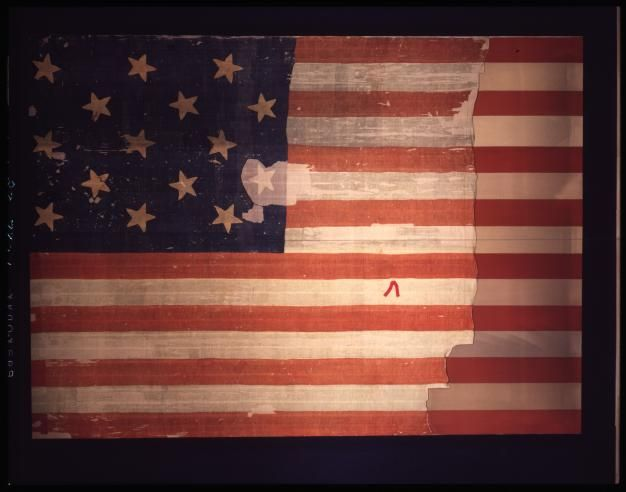 Happy Birthday Usa Star Spangled Banner Original Star Spangled Banner Flag