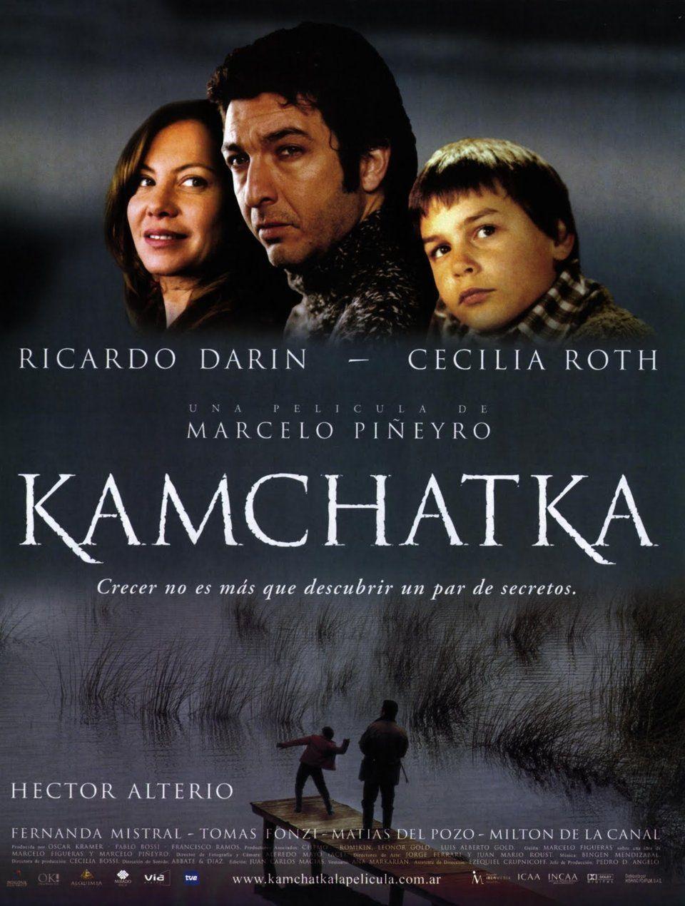 Resultado de imagen para kamchatka pelicula