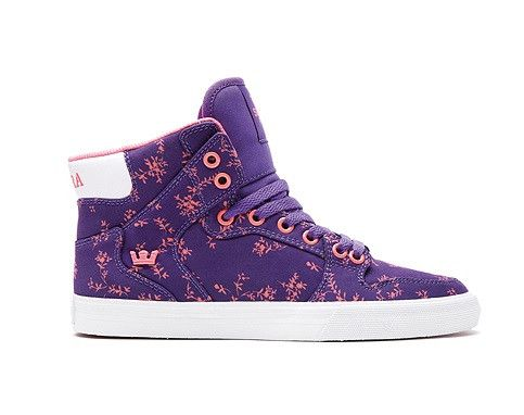 56ce1012bd33 Supra Womens  Vaider  Purple Pink - http   www.getbusystore