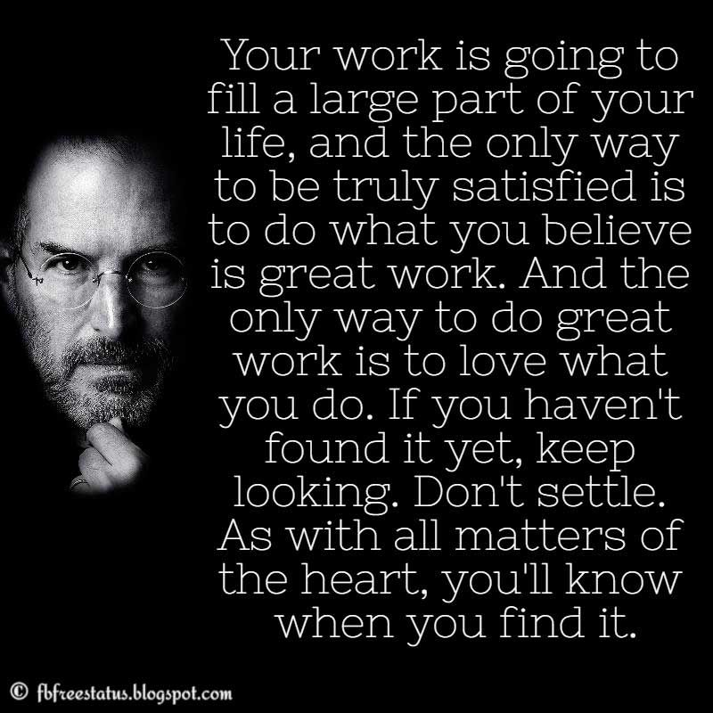 Steve Jobs Quotes That Just Might Change Your Life Love
