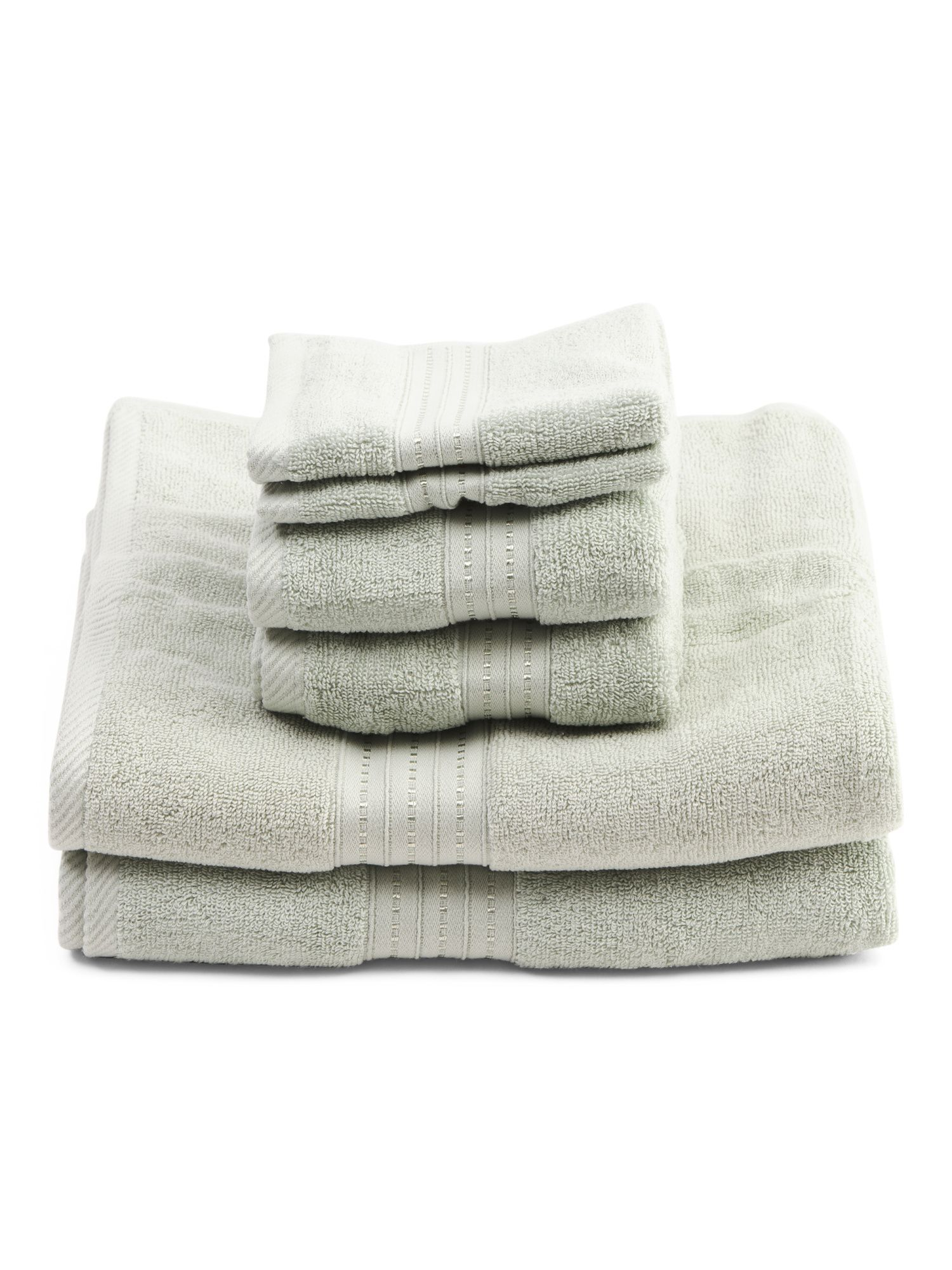 Made In India 6pc Towel Set Products Towel Set Towel India