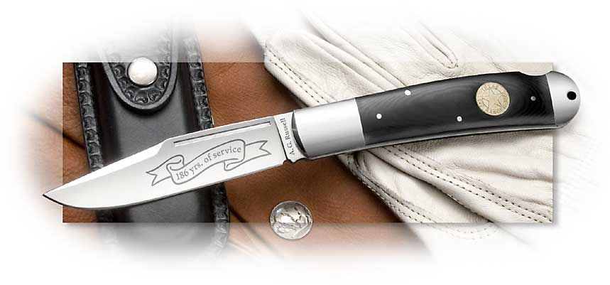Pin by A G  Russell Knives on Texas Ranger Knives Collection