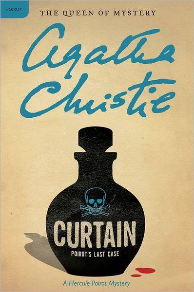 Curtain Hercule Poirot Agatha Christie Books Agatha Christie S Poirot