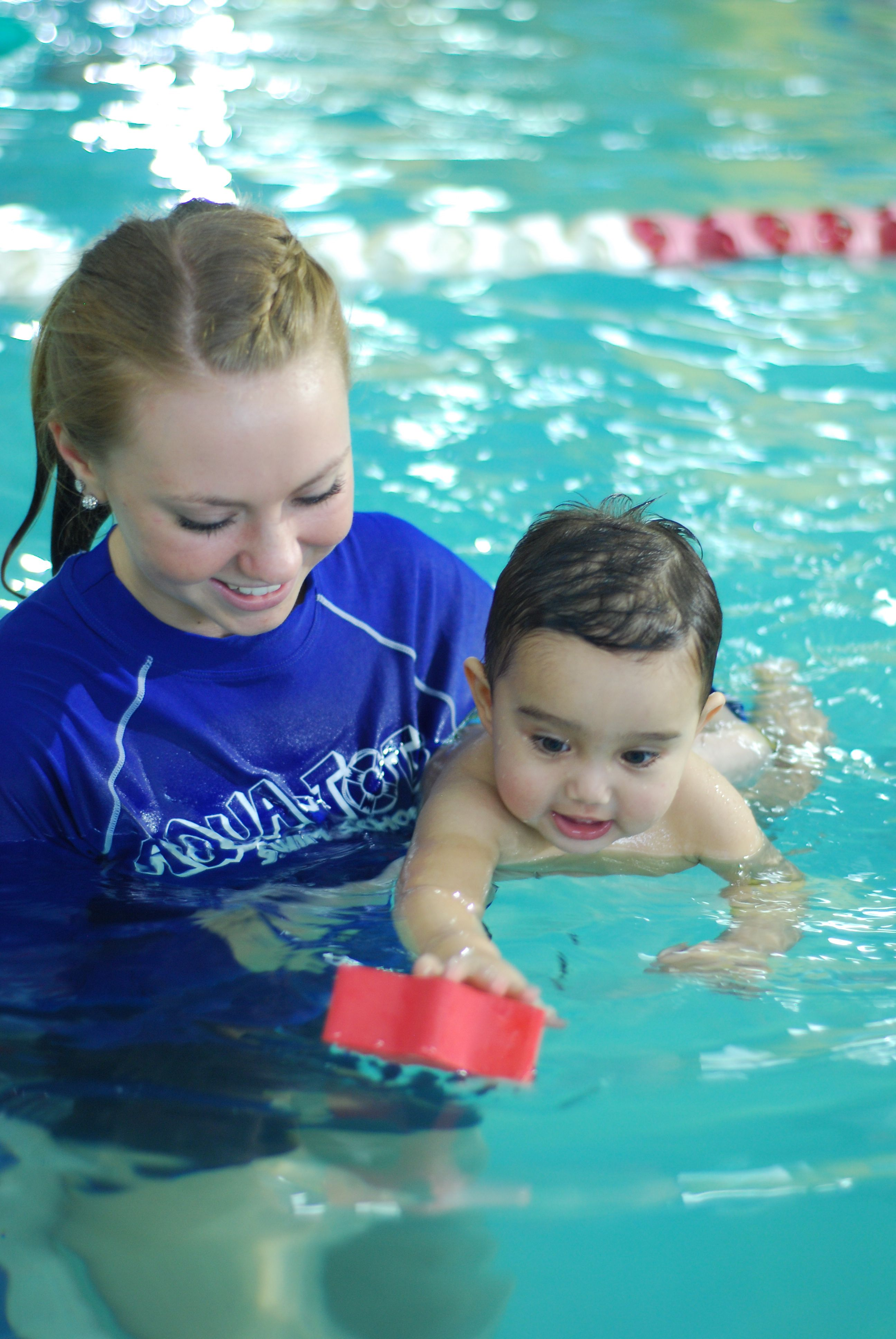 Teaching over 4million swim lessons each year to children