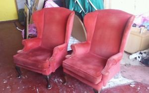 Parker Knoll Wingback Armchairs Ebay Second Hand