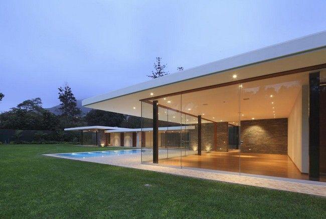 Lineal House by Metropolis – Jose Orrego