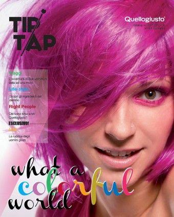 Quellogiusto magazine - TIP TAP 04