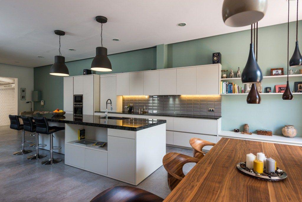Diseña tu isla de cocina ¿Cuánto espacio necesitas? Cocinas - como disear una cocina