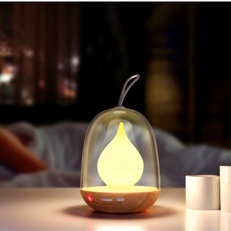 Color Changeable Timing Flame LED Light USB Charging Atmosphere Light Lamp Portable LED Night Light Dont miss out If you are browsing our shop now then you cant miss this...