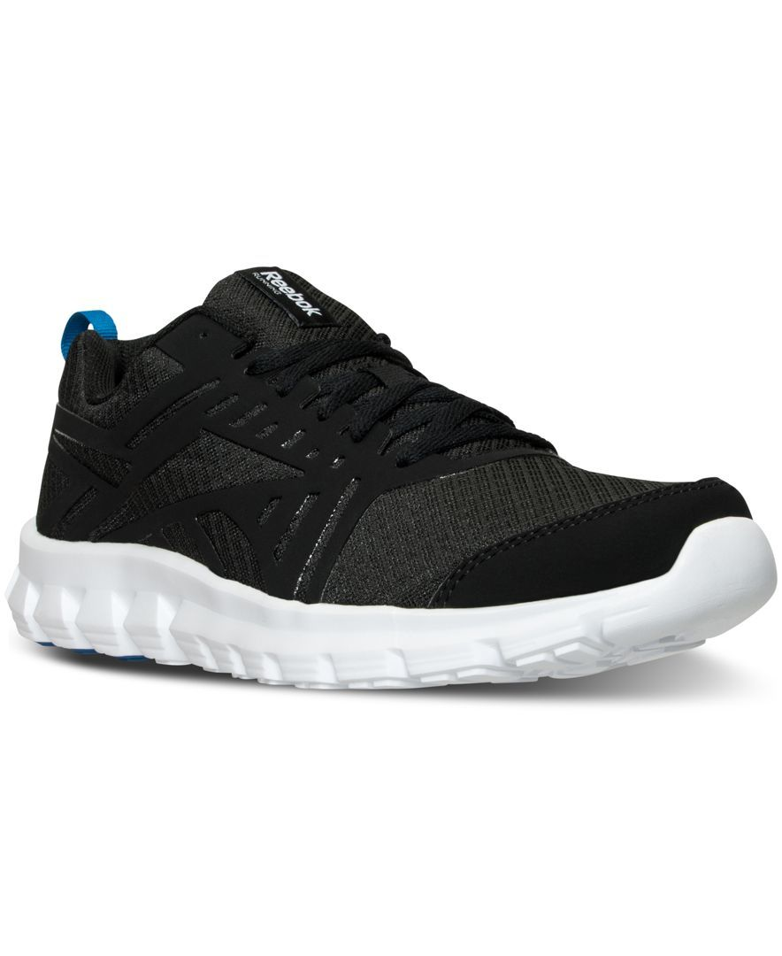 Reebok Men's Hexaffect Fire Running Sneakers from Finish Line