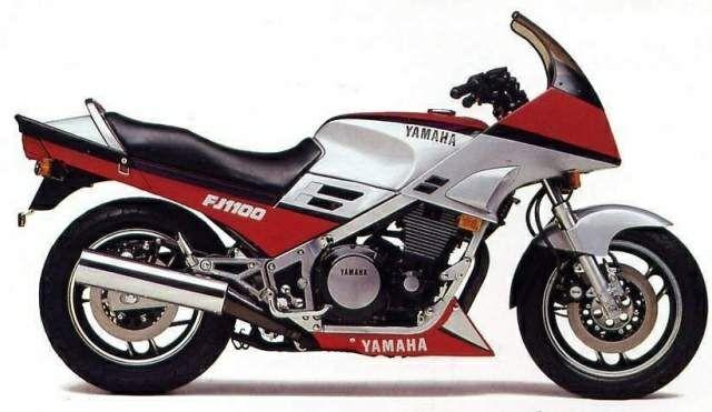 Yamaha FJ1100 Cafe racer