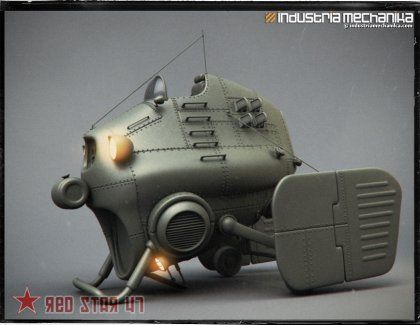 A way cool new model from Industria Mechanika!