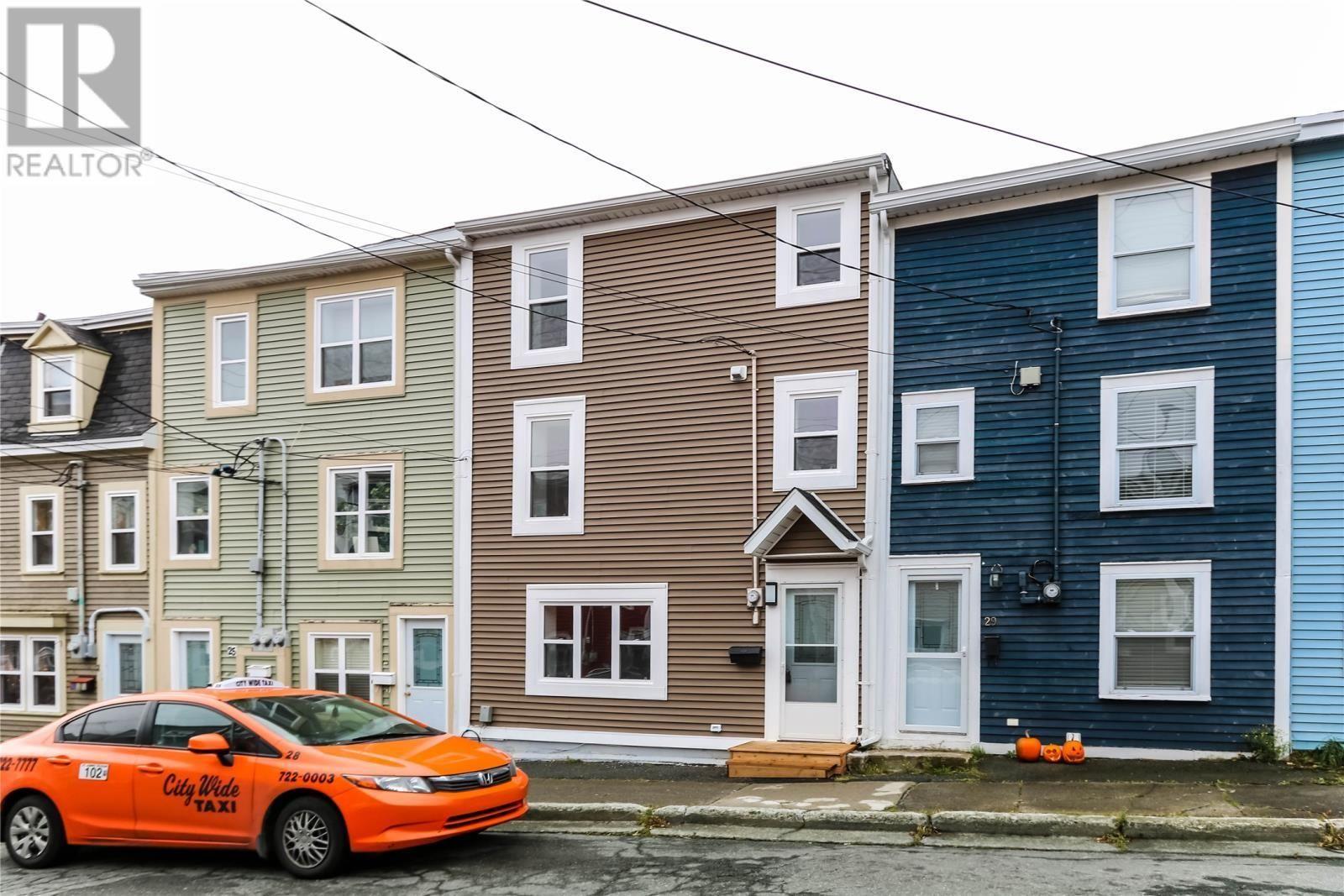 House Plans St John S Newfoundland Hidup Hidup Sehat
