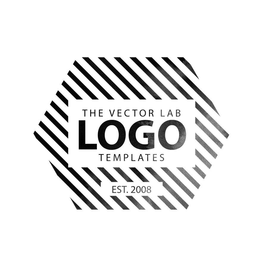 logo templates  vintage workwear