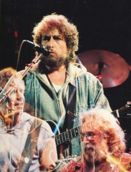 Bob Dylan And The Grateful Dead Bob Weir Bob Dylan Dylan
