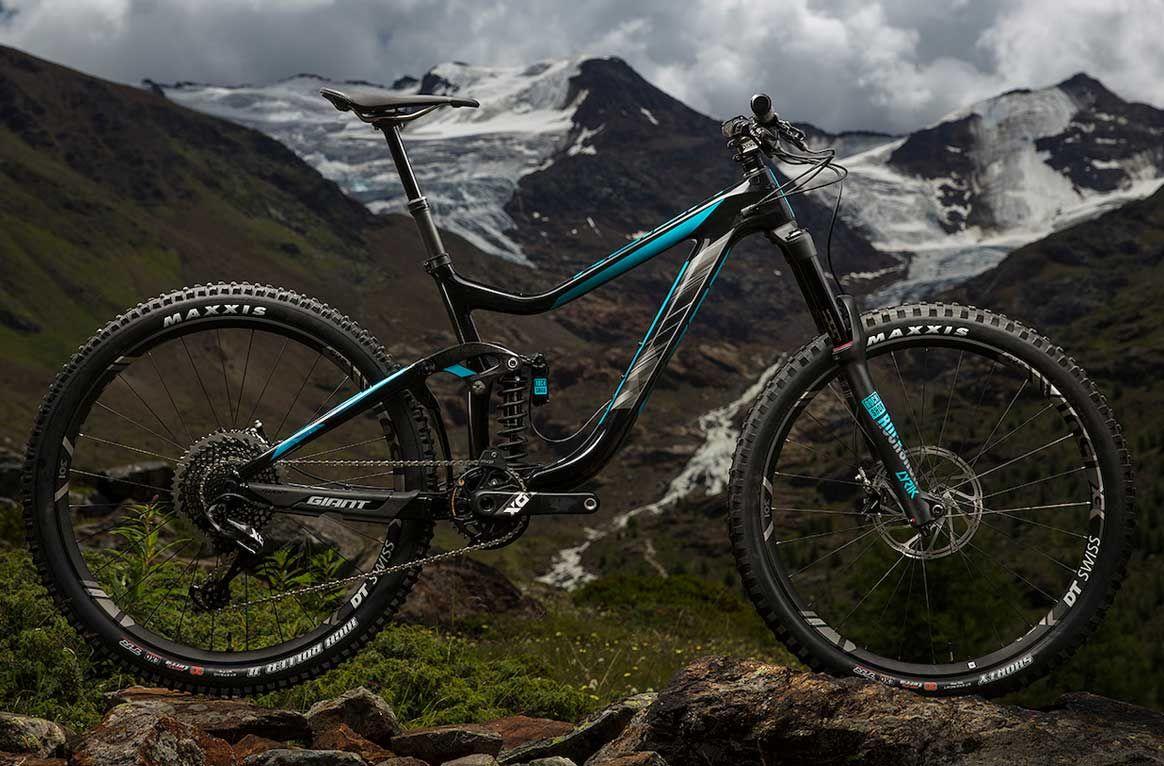 Giant Reign 2018 Perfeccionando La Especie Planet Mountain Bike Mountain Biking Hardtail Mountain Bike Giant Bikes