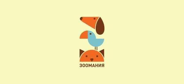 Selected logos by Nikita Lebedev, via Behance
