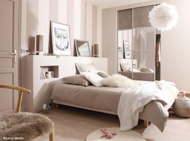Déco : 25 idées pour la chambre d\'amis | Amis, Chambres et Leroy ...