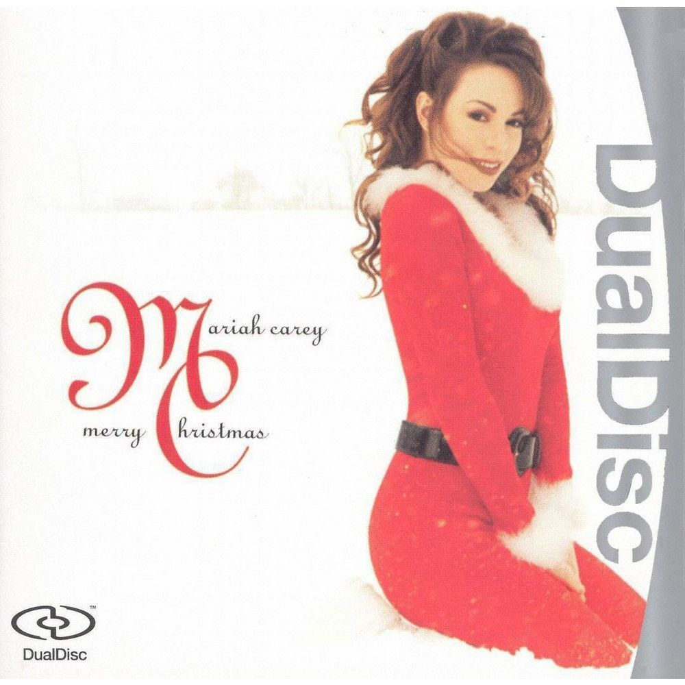 Merry Christmas (DualDisc) Mariah carey merry christmas